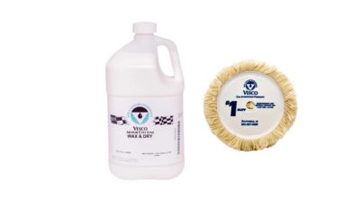 Vesco is an automotive wax products distributor in Michigan, Ohio and Pennsylvania